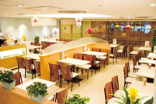 CAFE風車 AQA広島センター街店