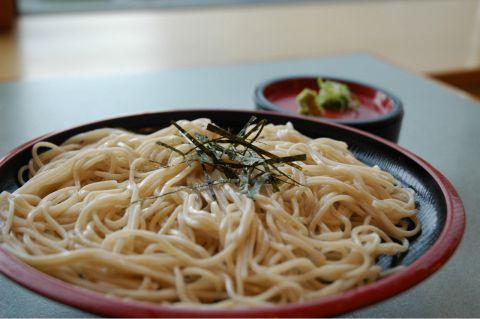 【 NHK美の壺 蕎麦の食べ方 】