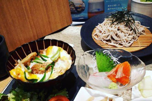 日替り蕎麦定食