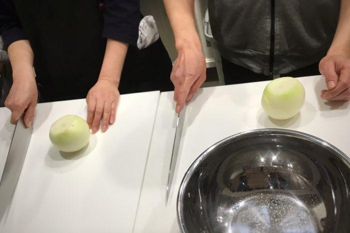 調理実習! @パフェとチーズ風車 ジ アウトレット広島店
